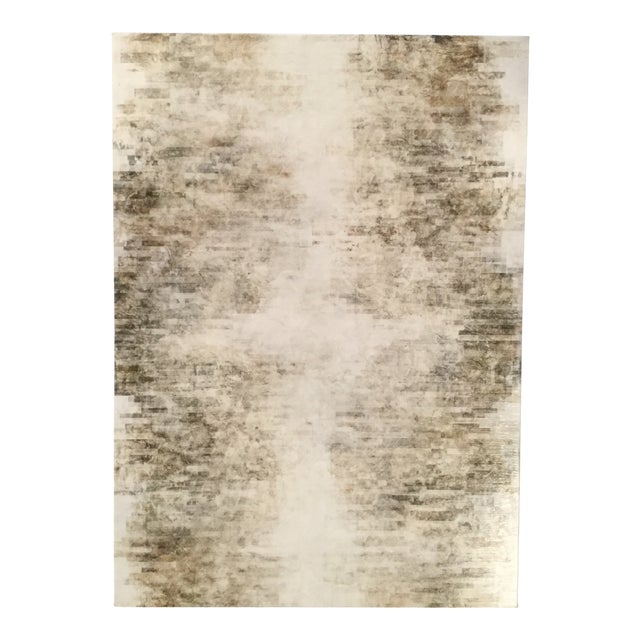 Silence Movement II Contemporary Abstract Painting For Sale