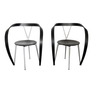 Cassina Andrea Branzi Revers Chairs, a Pair 1993 For Sale