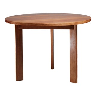 Charlotte Perriand rare dining table from Les Arcs, France, 1960s For Sale