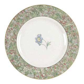 1990 Humming Birds by Wedgwood Bread & Butter Plates - Set of 6 For Sale