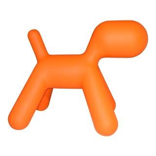 Magis Puppy XL Orange Statue For Sale