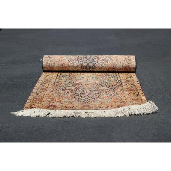 Vintage Faded Area Rug - 2′2″ × 5′1″ - Image 6 of 6