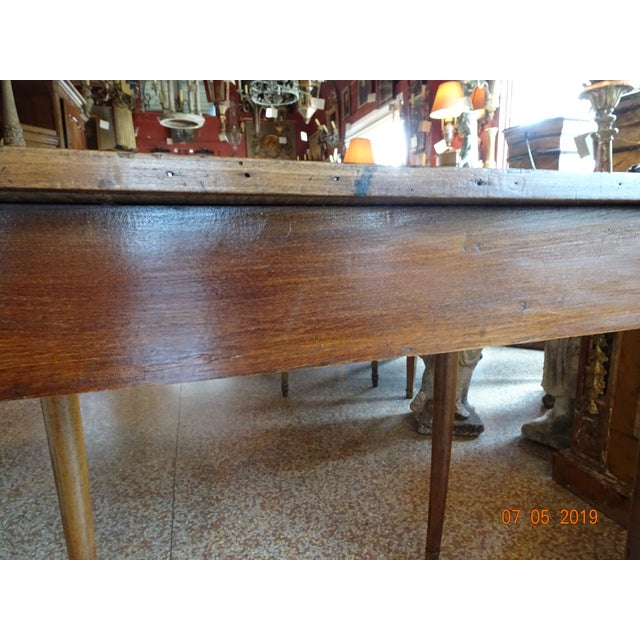 French Directoire Side Table For Sale In New Orleans - Image 6 of 11