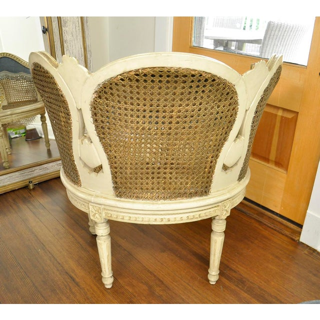 20th Century French Petal Chairs - a Pair For Sale - Image 11 of 13