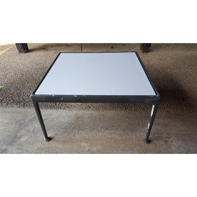 1960s Mid-Century Modern Knoll Richard Schultz Coffee Table / Outdoor Patio Furniture For Sale - Image 10 of 10