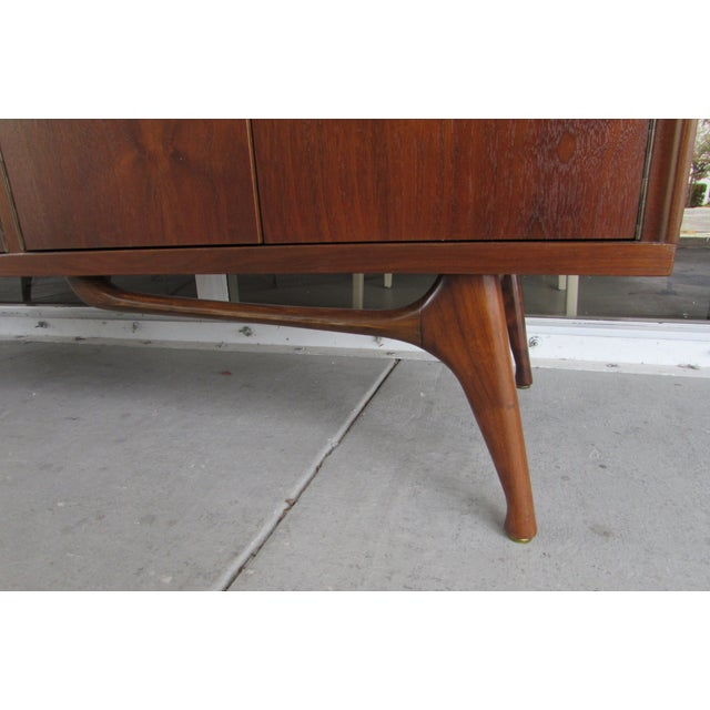 Midcentury Modern American Credenza - Image 4 of 5