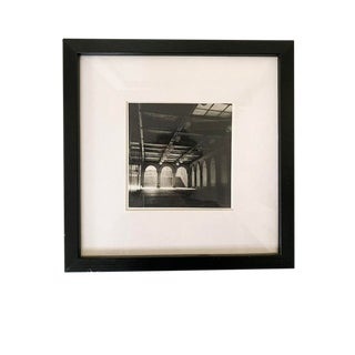 M. Delos Reyes Framed NYC Gym Photograph For Sale