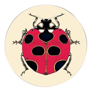 Lady Bird Placemat For Sale