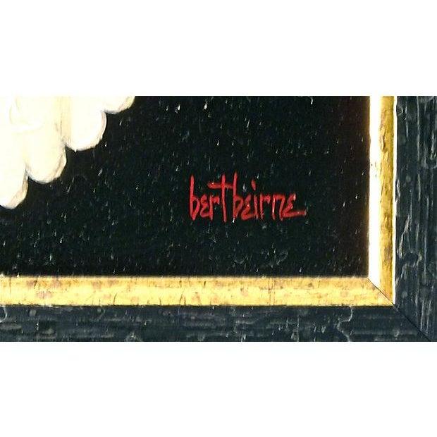 Bert Bierne 1980s Creamer and Lemons Still Life - Image 2 of 2