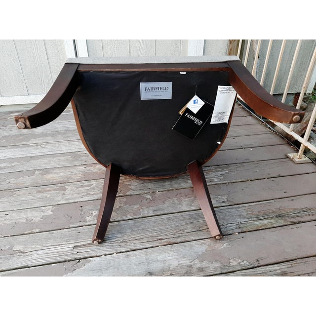 Fairfield Caldwell Occasional Chair For Sale - Image 10 of 13