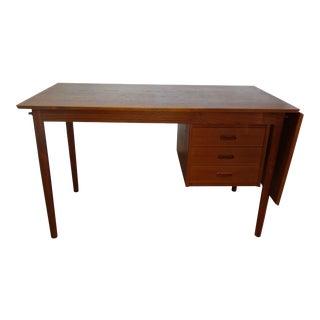 1960s Danish Modern Arne Vodder Writing Desk For Sale