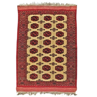 Vintage Tekke Rug For Sale