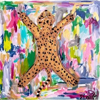 Leopard Abstract by Ebony Boyd