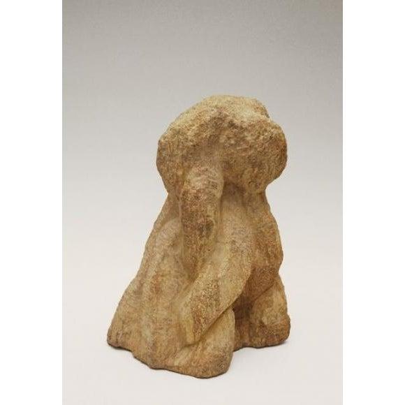 Henry Heerup (Danish, 1907 - 1993) was a Danish sculptor and painter from Copenhagen who studied under Axel Jørgensen,...