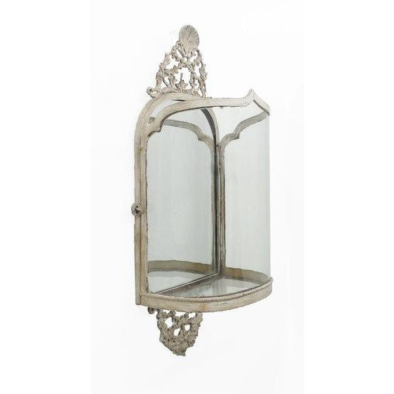2010s Queen Anne Style Wall Lantern For Sale - Image 5 of 5