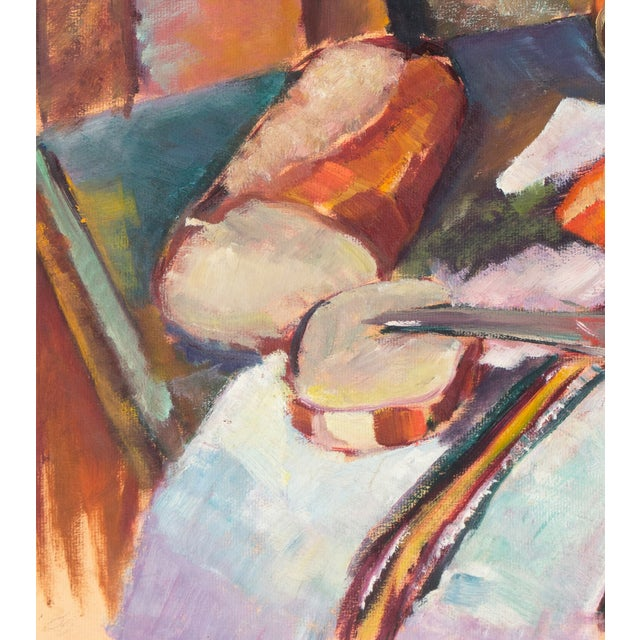 Virginia Sevier Rogers Vintage Still Life Painting - Image 5 of 6
