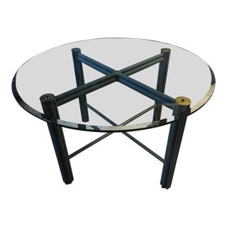 1990s Hollywood Regency Kolkka Dining Table For Sale