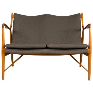 Rare 45 Settee by Finn Juhl For Sale