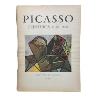 1946 Picasso Portfolio of Fine Lithographs For Sale