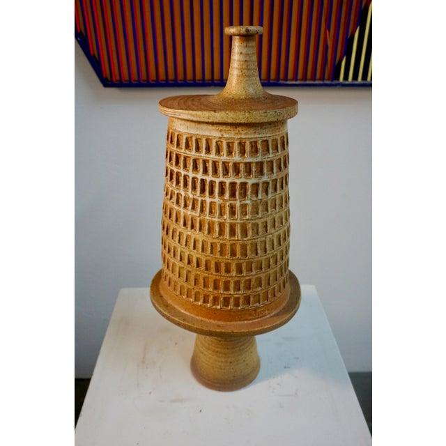 Tim Keenan Ceramic Vessels - Set of 3 For Sale - Image 4 of 6