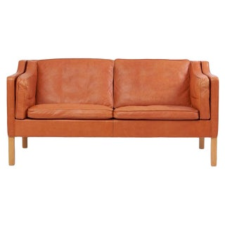 Sofa 2212 by Børge Mogensen for Fredericia, Denmark For Sale