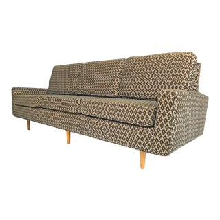 Early Florence Knoll Sofa For Sale