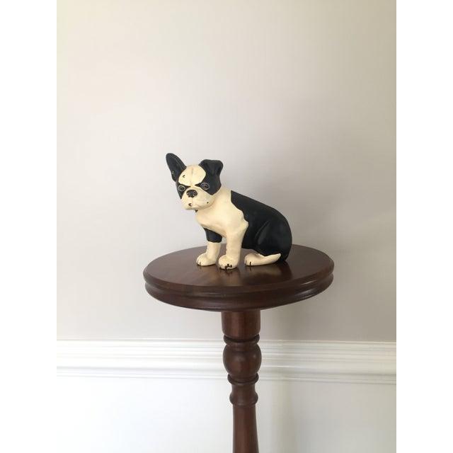 French Bulldog Cast Iron Doorstop - Image 4 of 5