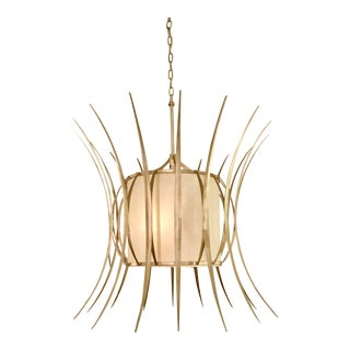 Currey & Co. Solene Chandelier For Sale