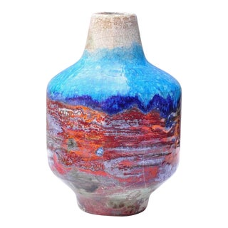 Vase by Gustav Sporri, Switzerland 1960s For Sale