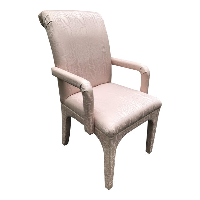 Pink Parsons Chair For Sale