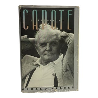 """""""Capote: A Biography"""" by Gerald Clarke"""