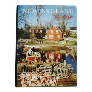 New England in Color by Samuel Chamberlain