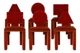 Image of Newly Made Dining Chairs in Dallas