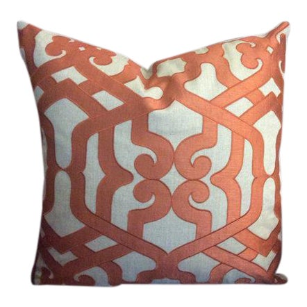 "Not Yet Made - Made To Order Kravet Couture ""Modern Elegance"" Pillows - a Pair For Sale - Image 5 of 5"