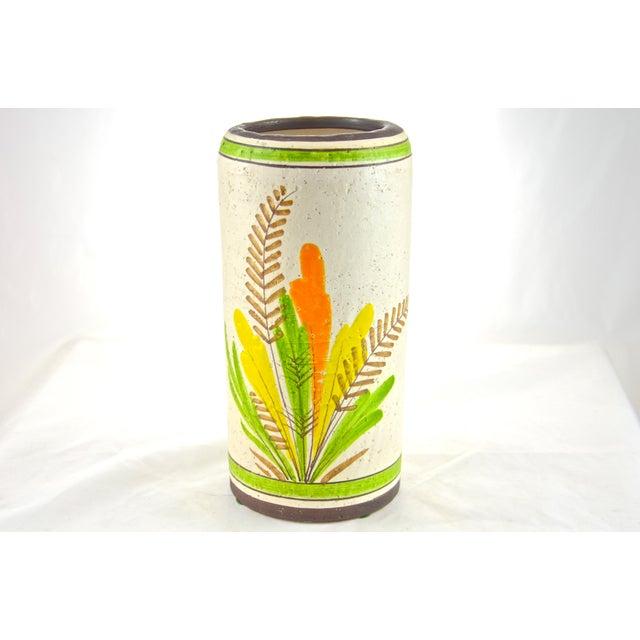 Italian Rosenthal-Netter Ceramic Vase, 1960s For Sale In Chicago - Image 6 of 6