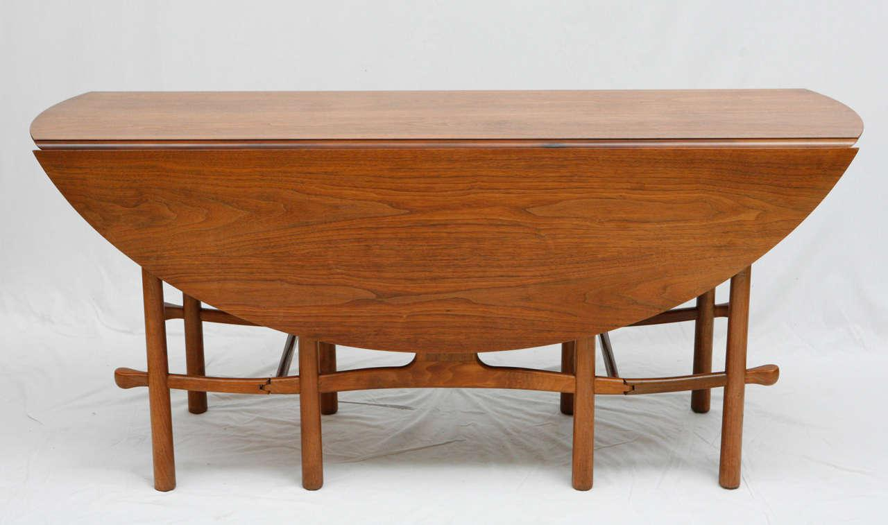 Heritage Henredon Gateleg Table   Image 7 Of 10