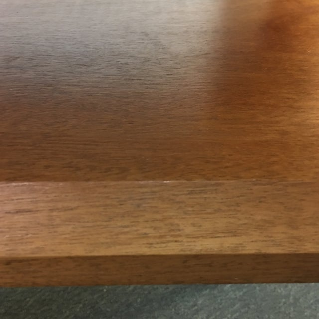 Painted Wood & Metal Console Table - Image 10 of 10