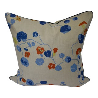 "Lake August ""Nasturtium"" Square Down/Feather Pillow For Sale"