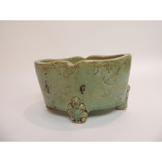 Vintage Chinese Ceramic Planter - Image 2 of 5