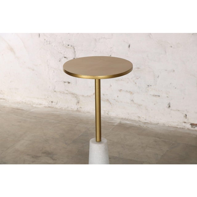 Erdos + Ko Home Contemporary Bullock Side Table For Sale - Image 4 of 5