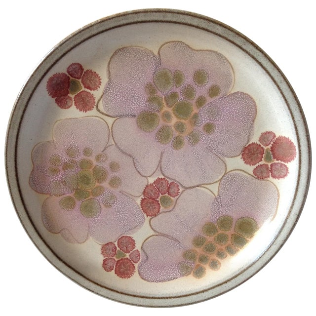 Gypsy Rose Plates by Denby - Set of 6 - Image 1 of 10
