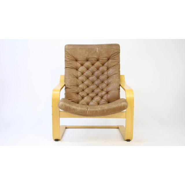 """This is the CULT """"Poem"""" chair designed by Noburu Nakamura for Ikea (now being sold as the """"Poäng""""). Celebrating its 40th..."""