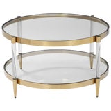 Image of Round Coffee Table For Sale
