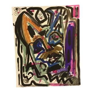 Vitae Fradogo Cat #24 Art Miami 1993 For Sale