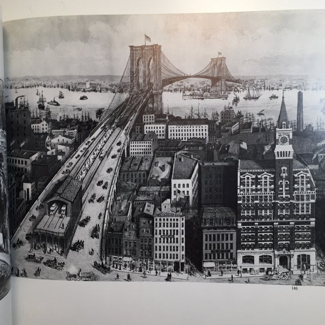 Picture History of the Brooklyn Bridge Book For Sale In New York - Image 6 of 11
