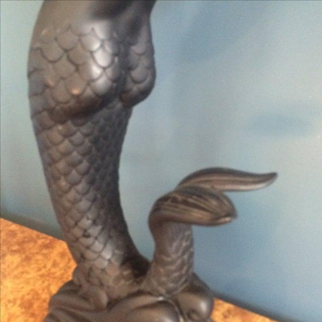 Mermaid Lamp For Sale - Image 7 of 8