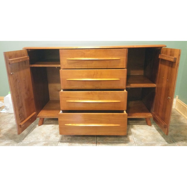 Carl Bissman Danish Modern Credenza For Sale - Image 6 of 11