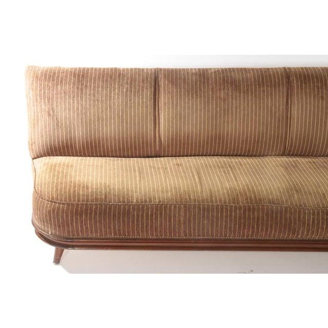 Italian L Shaped Italian Sofa For Sale - Image 3 of 5