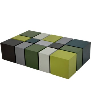 Unusual Cubist Occasional Table For Sale