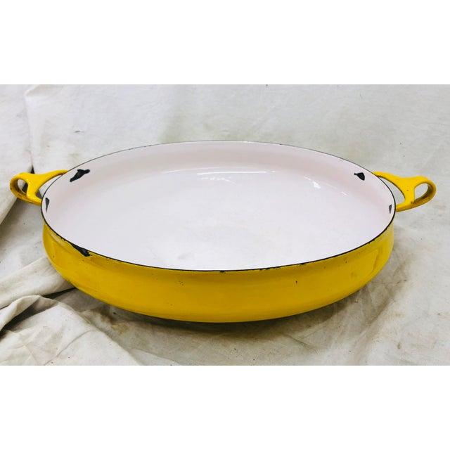 Dansk Vintage Dansk Enamel Cookware For Sale - Image 4 of 8